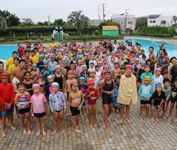 【8/19(月)】みらい水泳大会【参加者募集】/秋葉台公園プール